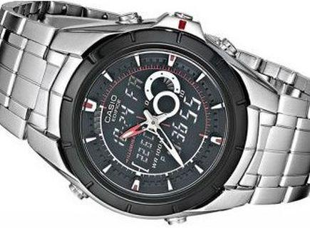 Zegarek marki Casio z serii Edifice