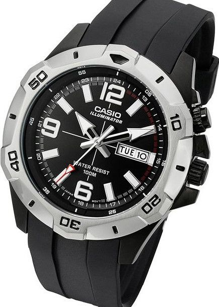 funkcjonalny zegarek Casio