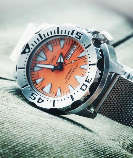 Zegarek marki Seiko